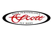 Scott fly fishing rods, best quality, hand made rods from USA. Used by Denmark Fishing Outdoor Lodge guiding service.