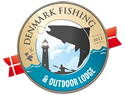 Denmark Fishing Outdoor Lodge – urlaub, meerforelle, angeln, outdoor, veranstaltungen, essen, Fyn insel Logo